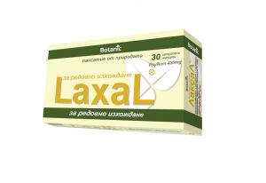 ЛАКСАЛ / LAXAL х30 капсули – Botanic