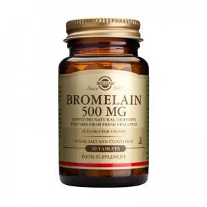Бромелайн 500 мг х30 таблетки – SOLGAR