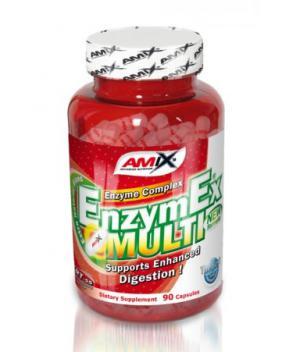 Amix Enzym Ex ™ Multi / Амикс Ензим Екс Мулти х 90 капсули