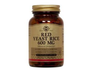 Червен Ферментирал Ориз 600 мг x60 капсули – SOLGAR