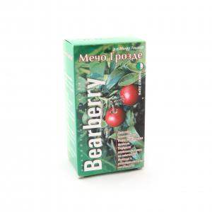 МЕЧО ГРОЗДЕ / BEARBERRY тaб. 500мг x 120 – Тomil Herb