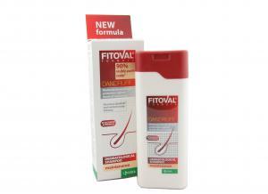 ФИТОВАЛ поддържащ шампоан против пърхот / FITOVAL anti-dandruff shampoo х 200 мл- KRKA