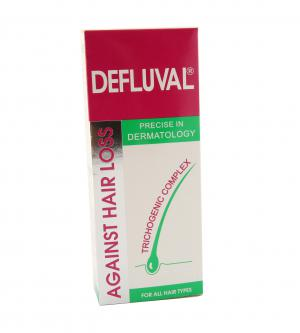 ДЕФЛУВАЛ шампоан против косопад / DEFLUVAL shampoo against hair loss x 200 мл.-Bioshield