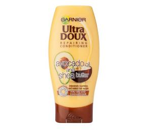 Garnier Ultra Doux Avocado Oil & Shea Butter Repairing Conditioner / Гарниер Ултра Докс Възстановяващ Балсам за суха и увредена коса-200 мл.- L'Oreal