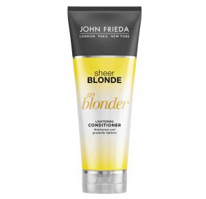 JOHN FRIEDA Sheer Blonde Изсветляващ Балсам за Руса Коса x250 мл