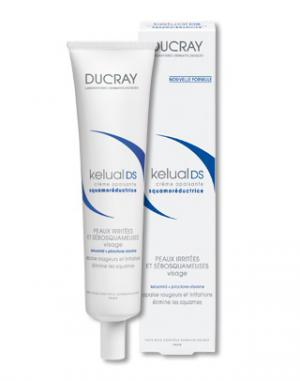 Ducray Kelual DS Скваморедуциращ успокояващ крем х40 мл