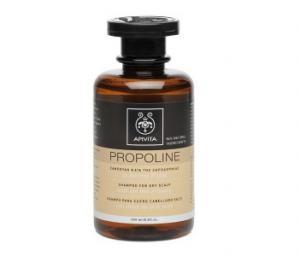 APIVITA PROPOLINE Shampoo for Dry Scalp with tea tree and honey/ АПИВИТА ПРОПОЛИН шампоан за сух скалп с чаено дърво и мед 250мл.