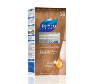 PHYTO PHYTOCOLOR 8CD STRAWBERRY BLOND Боя за Коса №8СD Ягодово Русо