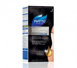PHYTO PHYTOCOLOR 2 BROWN Боя за Коса №2 Кафяво