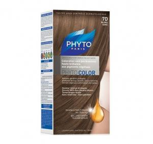 PHYTO PHYTOCOLOR 7D BLOND DORE Боя за Коса №7D Златисто Русо