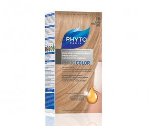 PHYTO PHYTOCOLOR 9D BLOND TRES CLAIR DORE Боя за Коса №9D Много Светло Златисто Русо