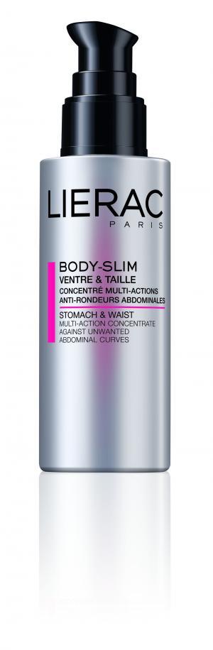 LIERAC Body-Slim Мултифункционален Концентрат за Оформяне на Корем и Талия х100 мл