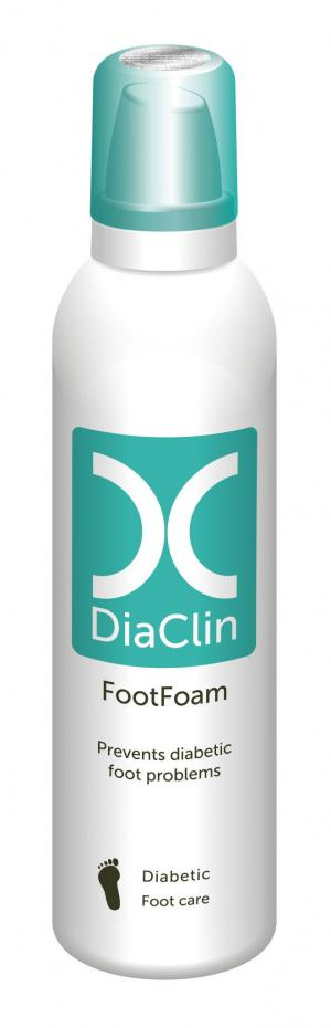 ДиаКлин Пяна за крака / DiaClin Foot foam x 125 мл