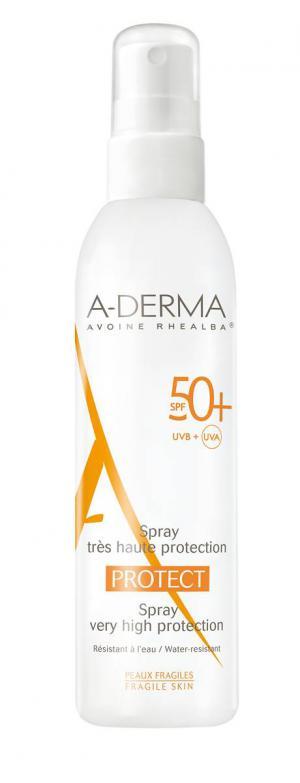 A-Derma Protect спрей SPF50 x200 мл