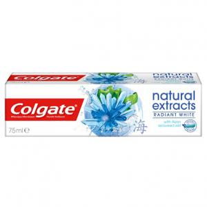 Colgate Natural Extracts избелваща паста за зъби x75 мл