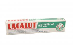 Лакалут Сензитив Паста за Зъби с Шест Билки / Lacalut Sensitive Toothpaste Six Herbs х75 мл – Dr. Theiss Naturwaren GmbH