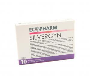 СИЛВЕРЖИН / SILVERGYN вагинални капсули x 10 – Екофарма