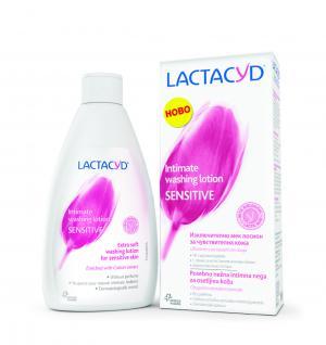 Лактацид Сенситив / Lactacyd Sensitive Интимен лосион x 200 мл. – Омега Фарма
