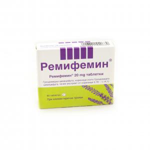 РЕМИФЕМИН / REMIFEMIN таб. х 60 бр.
