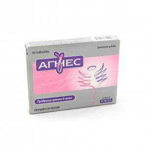 АГНЕС таблетки 5 мг x 60 – Фортекс