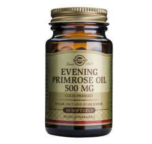 Масло от Вечерна Иглика 500 мг / Evening Primrose Oil 500 mg х30 меки капсули – SOLGAR