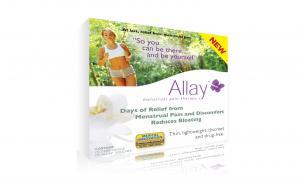 Алай Устройство против Менструални Болки / Allay Menstrual Pain Therapy х1 опаковка – BioElectronics Corporation