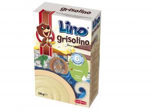 Лино Грисолино Инстантeн зърнен флейкс с витамини / Lino Grisolino х 200г – Podravka