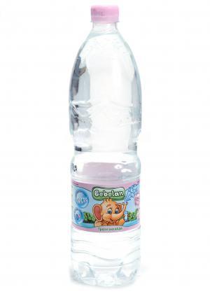 Bebelan Натурална вода за приготвяне на бебешки храни x1.5 л