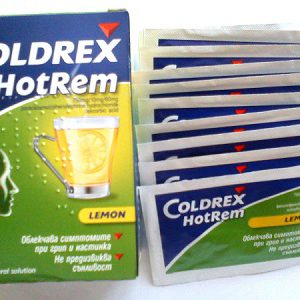 Coldrex HotRem Lemon