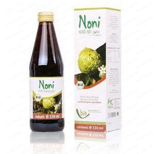 Био сок от Нони / Noni Bio Juice 100% х330мл – Abopharma