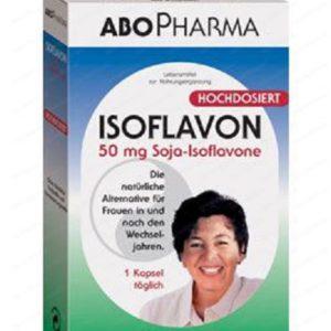Изофлавон от соя / Soya Isoflavon 75 мг x30 капсули – AboPharma