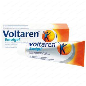 Voltaren Emulgel 1.16% / Волтарен Емулгел за лечение на болка, възпаление и оток при ставите и мускулите 1.16% х100 грама – Novartis