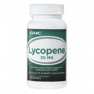 Lycopene / Ликопен – антиоксидантна защита 30мг х60 капсули – GNC