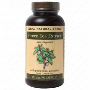 Green Tea Extract / Екстракт от Зелен Чай за отслабване 315мг х90 капсули – GNC