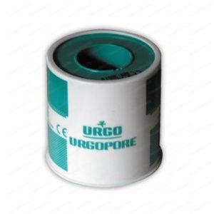 Urgopore Plaster / Ургопор Хипоалергенен Микропорест Лейкопласт 5см х5 метра – Urgo