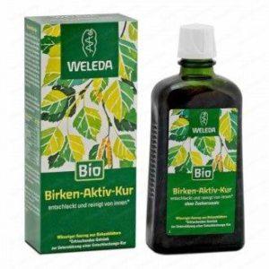 Weleda Detoxifying Active Cure with birch / Веледа Активен Лек за Детоксикация с бреза х200 мл
