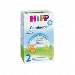 Hipp Combiotic 2 Преходно мляко за кърмачета след 6 месеца x300г