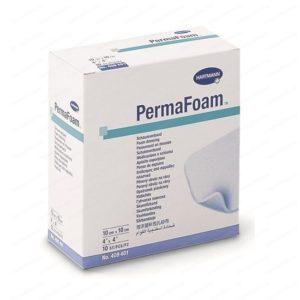 Hartmann PermaFoam Хидроактивна полиуретанова превръзка 10×10 см x10 броя