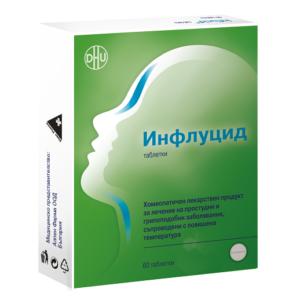ИНФЛУЦИД / INFLUCID x60 таблетки – DHU