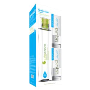 КОМПЛЕКТ Ликуид Фор Фит – 2 опаковки х250мл + Тритан Бутилка / SET Liquid For Fit + Three Bottle – Herbamedica