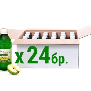 Аква Пектин Течен / Aqua Pectin Liquid x 24 броя – Едномесечна терапия – само 2,75 лв. на ден!