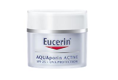 Юсерин Аквапорин Актив Дневен Крем със SPF25 / Eucerin Aquaporin Active Day Cream SPF25 х50 мл