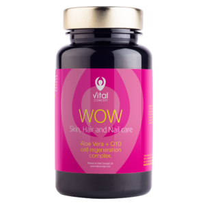 УАУ / WOW х60 растителни капсули – Vital Concept