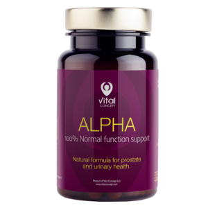 АЛФА / ALPHA х60 растителни капсули – Vital Concept
