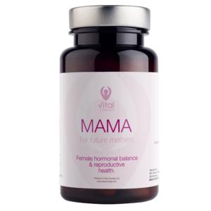 МАМА / MAMA х60 растителни капсули – Vital Concept