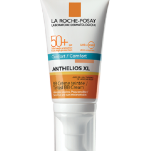 Ла Рош Позе Антелиос XL Комфорт BB Оцветен Крем за Лице SPF50+ / La Roche-Posay Anthelios XL Comfort Tinted BB Face Cream SPF50+ х50 мл