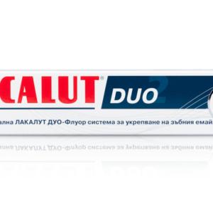Лакалут Дуо Флуор / Lacalut Duo Fluor х75 мл  – Dr. Theiss Naturwaren GmbH