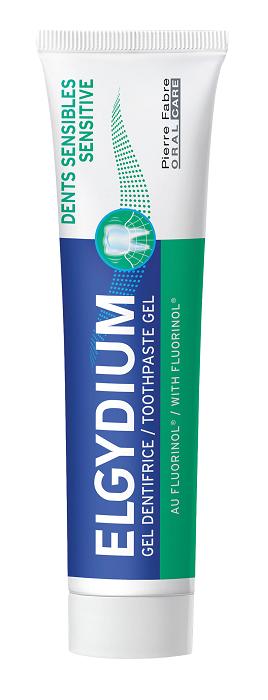 Elgydium Sensitive Гелообразна паста при чувствителни зъби x75 мл