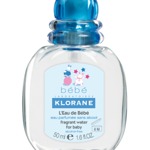 Klorane Bebe Парфюмирана вода без алкохол x50 мл