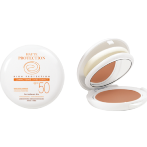 Avene Слънцезащитна крем пудра Пясъчен цвят SPF50 х10 грама